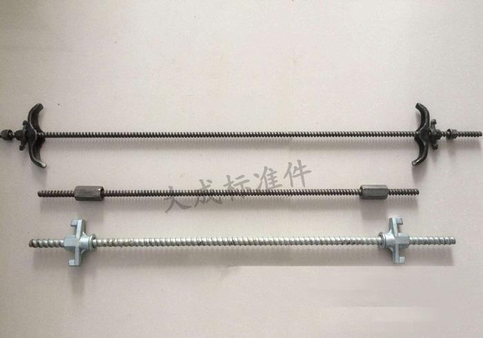 对拉螺杆,建筑对拉螺杆,螺杆型号