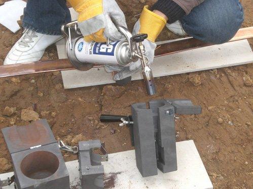 天津放热焊剂报价-郑州提供优惠的放热熔焊接
