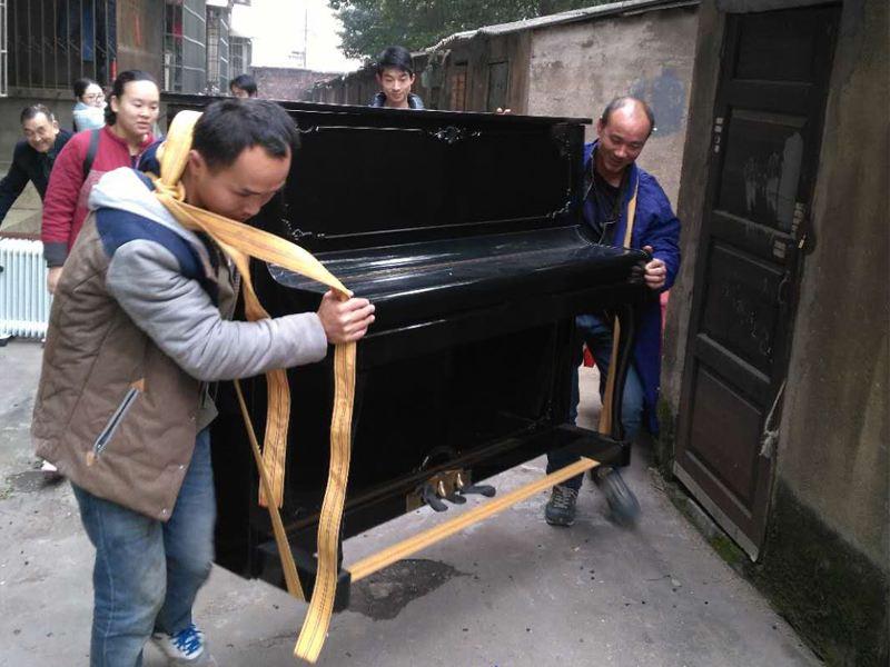 重庆专业钢琴搬运电话