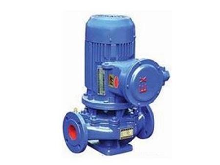 上海離心泵的工作原理和特點