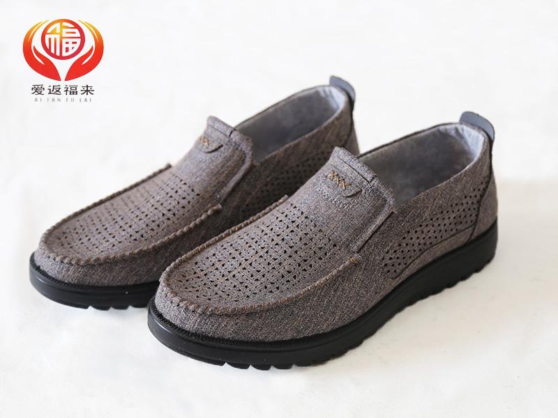 休閑布鞋價格_名聲好的休閑布鞋供應商當屬金路馳鞋廠