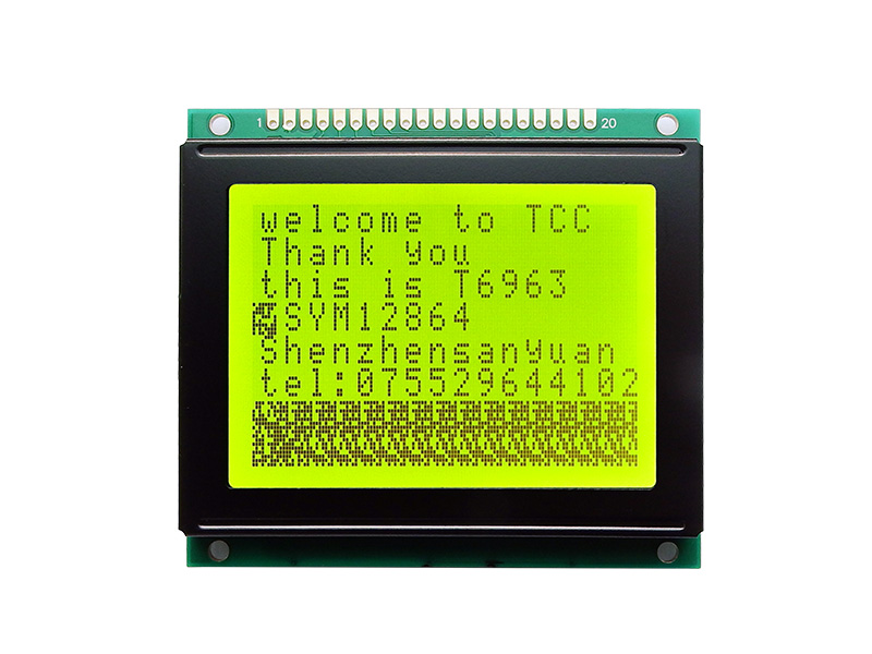 液晶显示12864-供应专业的12864点阵屏并口模块