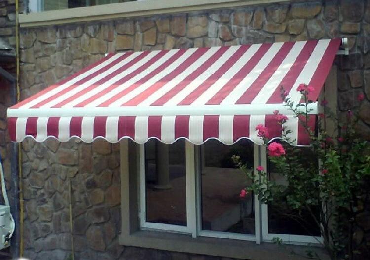 質量好的寧夏伸縮棚-遮陽棚訂做-固定篷批發廠家-鴻運遮陽