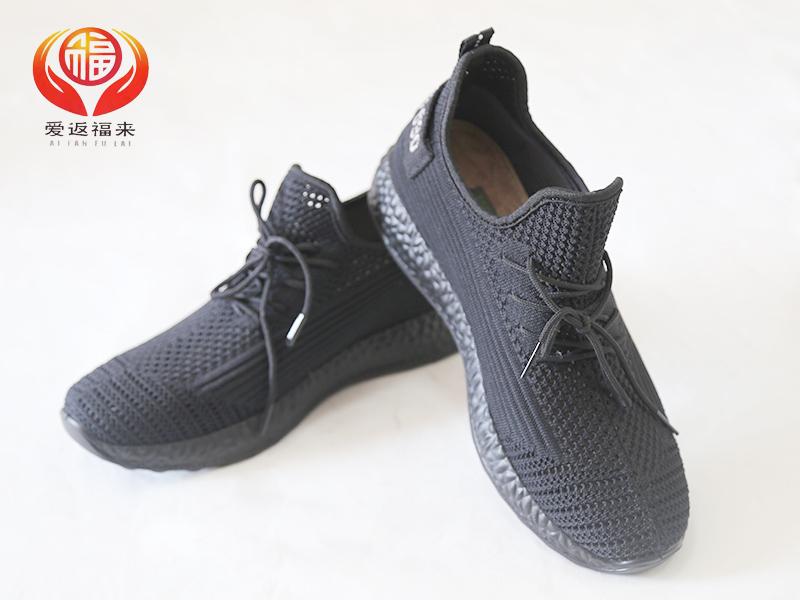 江蘇飛織布時尚潮鞋廠家直銷_山東口碑好的休閑布鞋廠商推薦