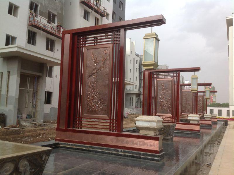 内蒙古铜门质量_银川市兴庆区铜都门业好用的宁夏铜门新品上市