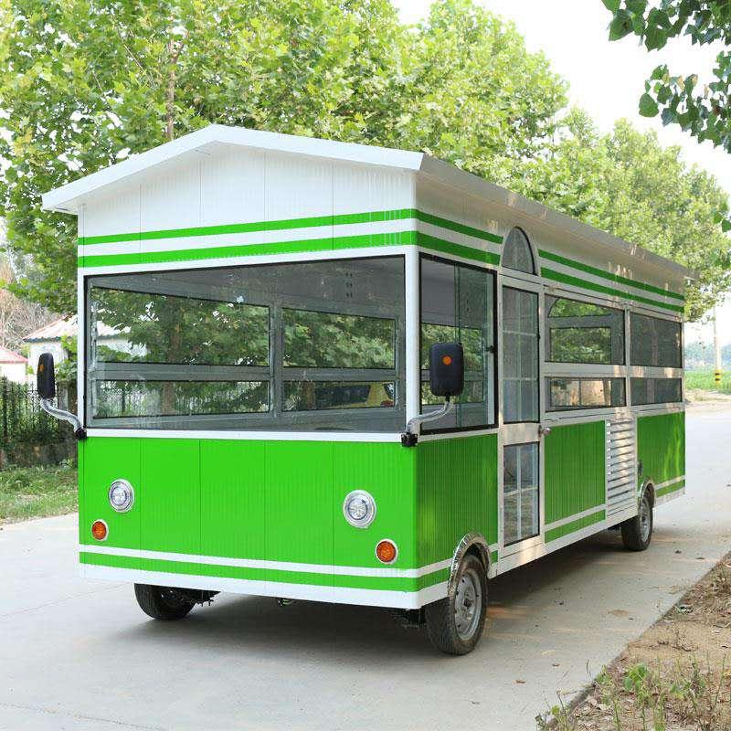 甩卖美食小吃车 上哪能买到好用的美食新宝5注册登录餐车