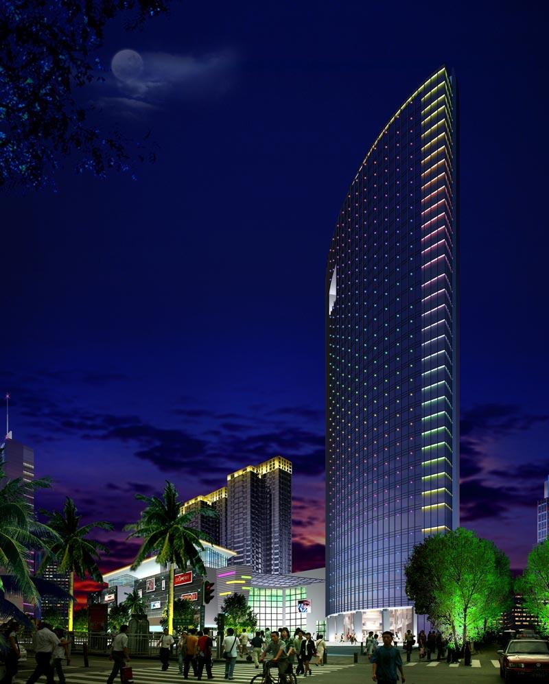 如何選購建筑景觀照明-買良好的建筑景觀照明-就選潤華照明工程