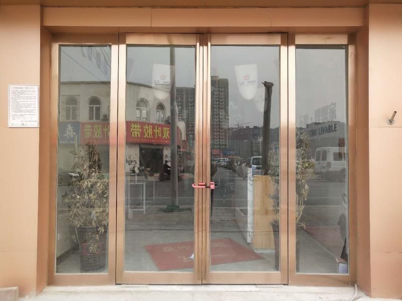 郑州玻璃隔断门哪里有卖的