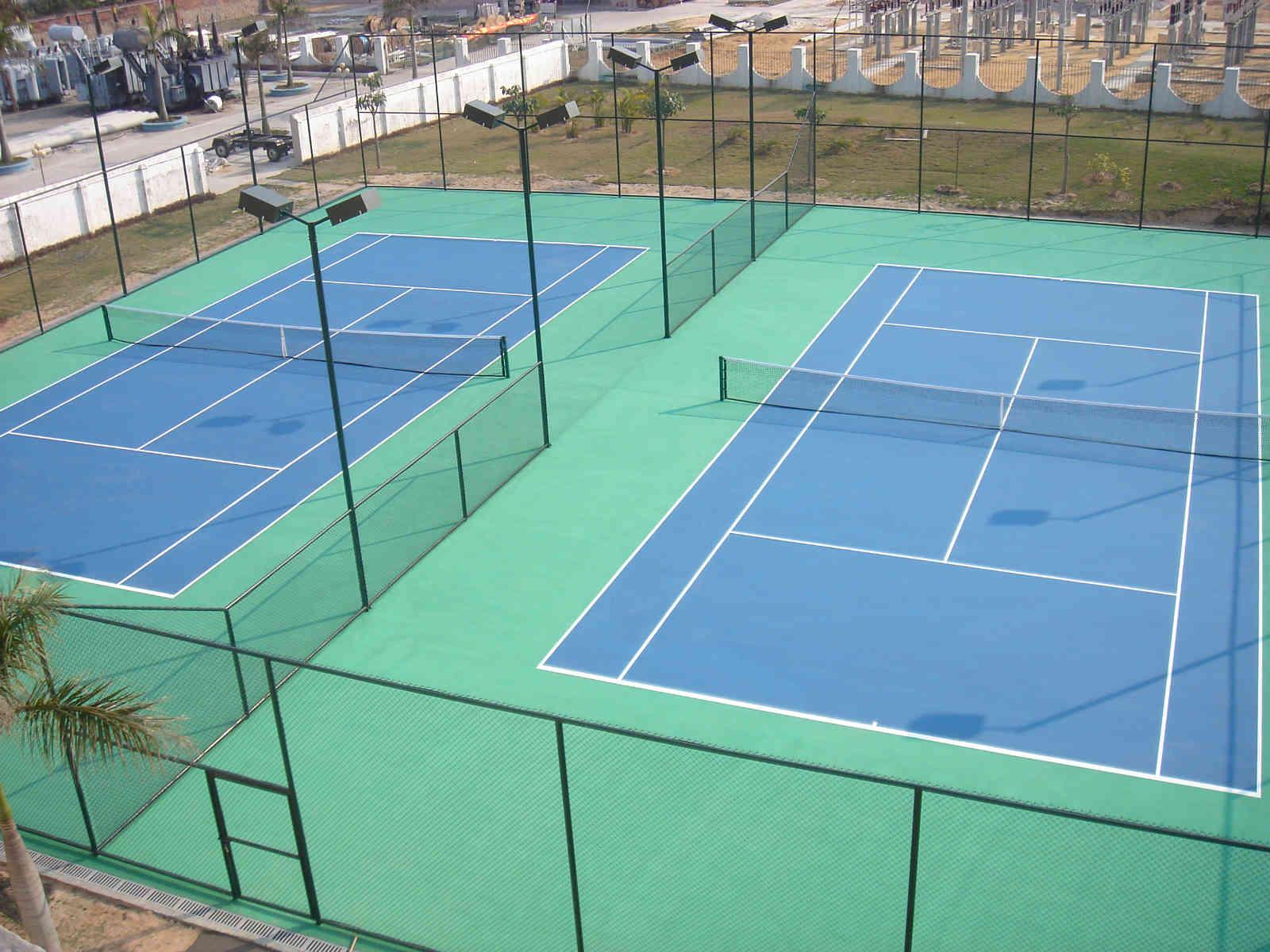 杭州丙烯酸网球场_为您推荐专业的网球场