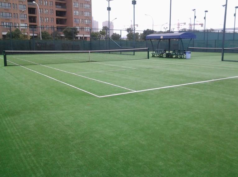 网球场施工_优惠的网球场在哪有卖