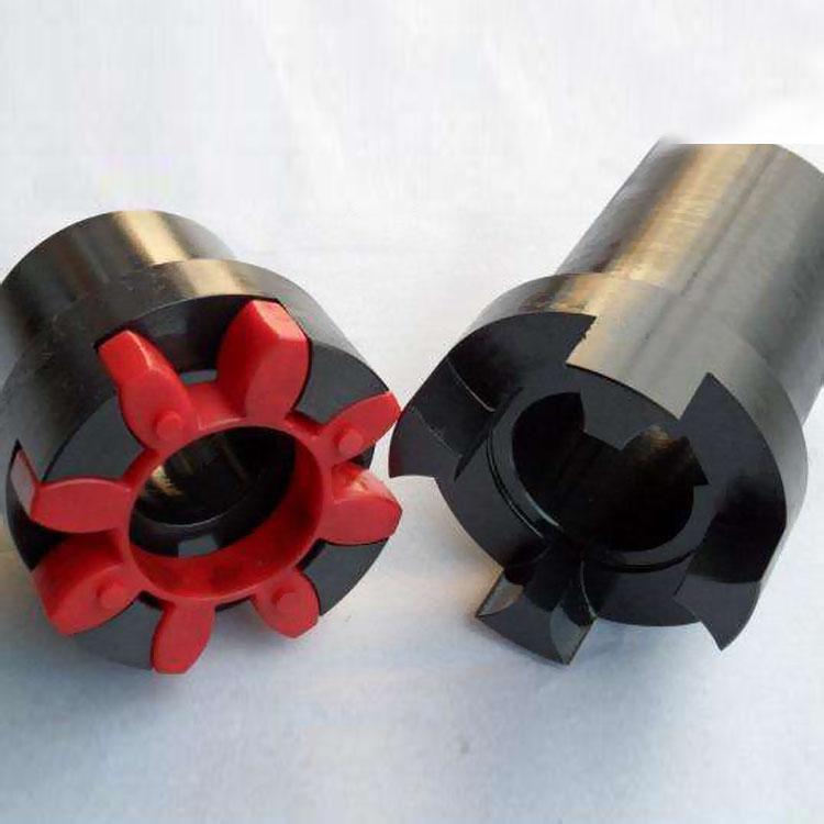 三爪连轴器四爪联轴器五爪联轴器弹性垫联轴器梅花型友来机械生产