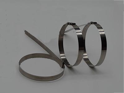 不可退不锈钢扎带哪家好-温州哪里能买到划算的本色不锈钢扎带