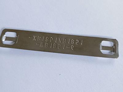 包塑不锈钢扎带_哪里买实用的标志带