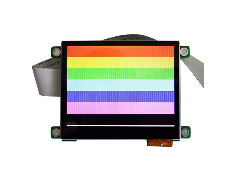 深圳3.5寸320240电容触摸屏资讯|点阵液晶