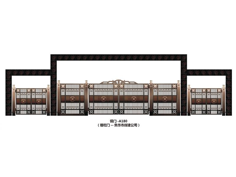 河南庭院銅門-為您推薦山鼎門業質量好的庭院銅門