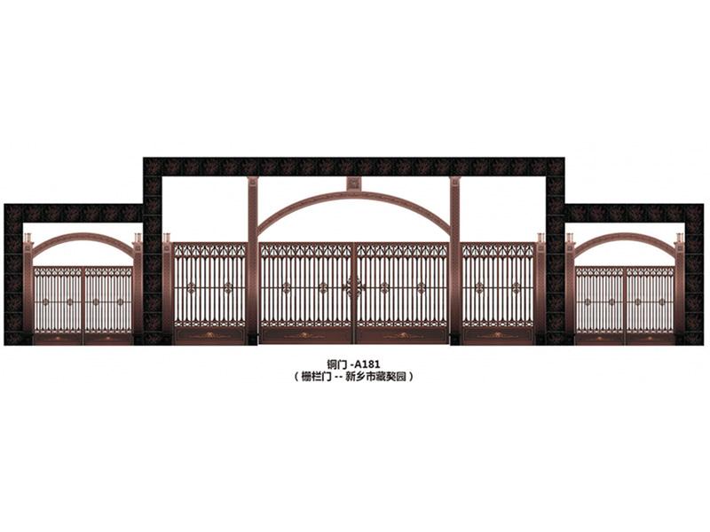 河南庭院铜门价格_哪儿有卖质量好的庭院铜门