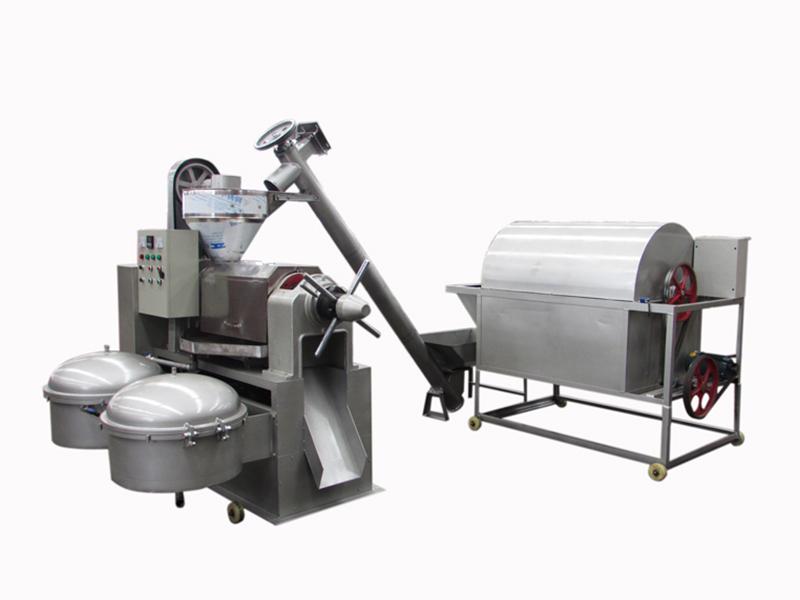 烟台液压榨油机-规模大的花生榨油机供应商