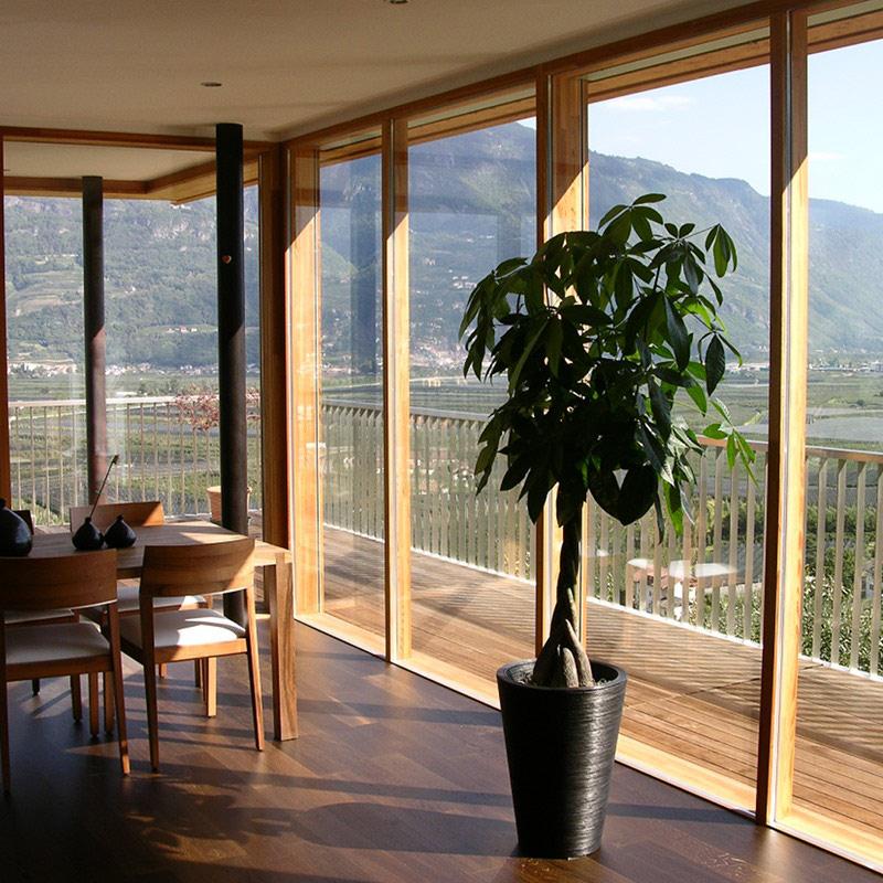 息县墨瑟木索系统门窗定做_品质好的信阳墨瑟木索系统门窗供应