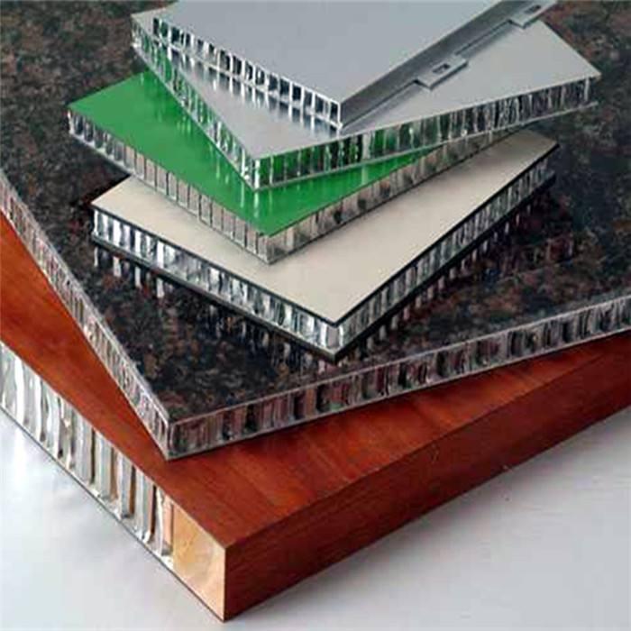 铝蜂窝板石材铝蜂窝板仿木纹铝蜂窝板大理石铝蜂窝板