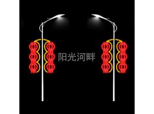 led路灯杆造型安装-买好的灯杆造型,就选龙腾照明工程