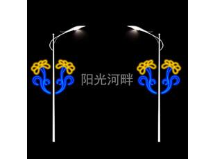 led路灯杆造型厂家-想买优惠的灯杆造型就来龙腾照明工程