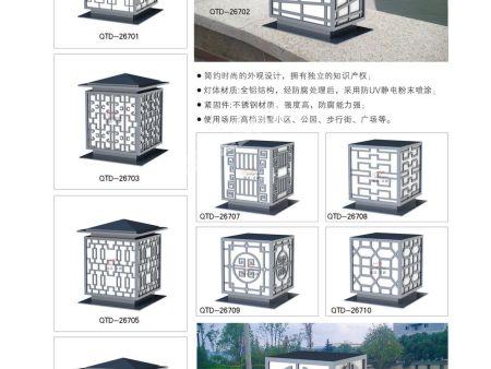 南阳LED柱头灯价格|郑州性价比高的柱头灯品牌推荐