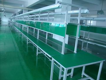 惠州生产皮带流水线_自动流水线_倍速链流水线-鑫福盛实业