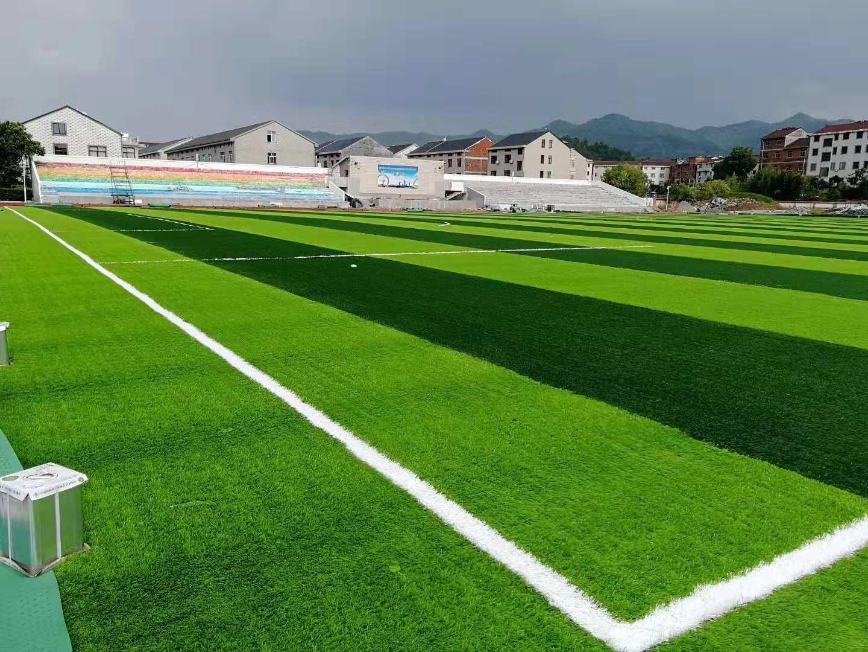 宁波足球场-足球场地施工-足球场人造草价格
