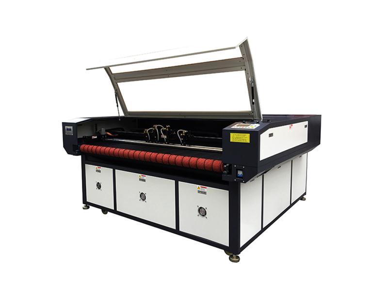自动送料激光切割机