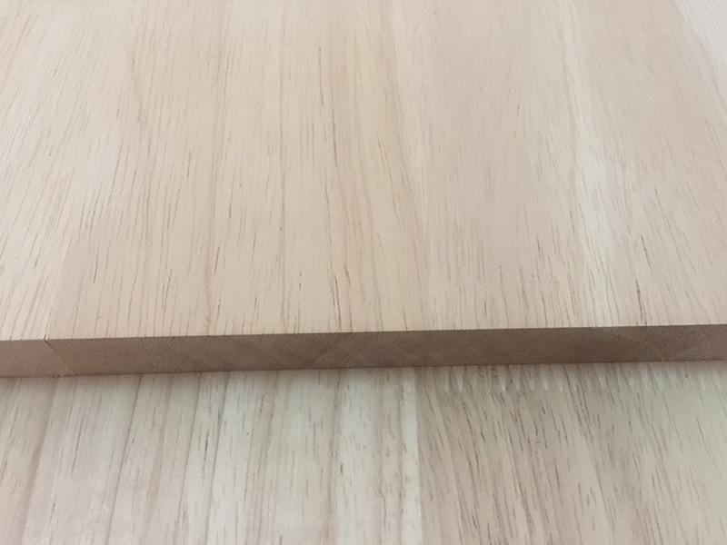 泰国橡胶木指接板-好用的橡胶木指接板佛山市佳橡木业供应