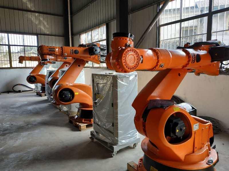 二手库卡工业机器人