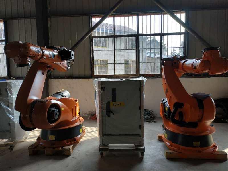 专业的库卡机器人-二手库卡机器人交易价格