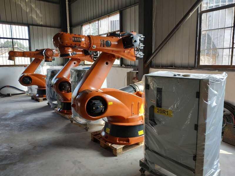 二手库卡工业机器人kr210