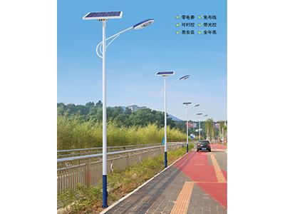 太陽能路燈價格-太陽能路燈生產廠家--甘肅綠源節能照明工程