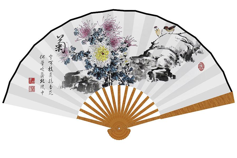 北京批量生产扇子   朝阳制作广告扇子  广告扇