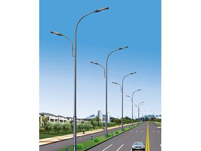 青海道路灯安装-可信赖的兰州道路灯品牌推荐