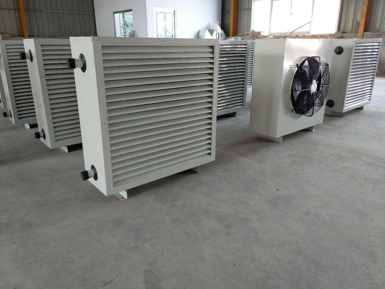 定制新疆5TS热水暖风机厂家(高清图片)
