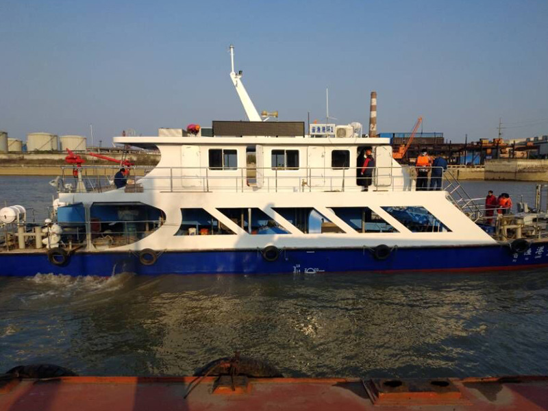 飞驰环保专业供应清理油污清洁船|全自动清洁船供应