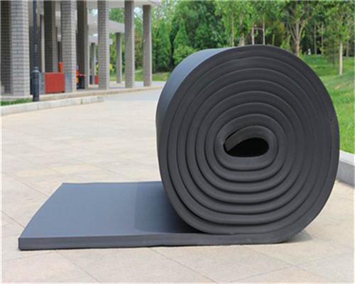 西安华美橡塑保温管生产厂家-哪儿有卖质量好的橡塑保温管
