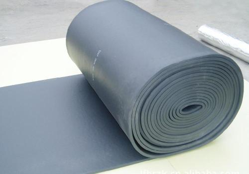 西安华美橡塑保温板批发价格-物超所值的橡塑保温管汉中隆泰密封材料供应