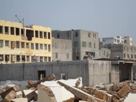 沧州外墙钢结构拆除项目-沈阳市哪里有提供口碑好的沈阳外墙钢结构拆除
