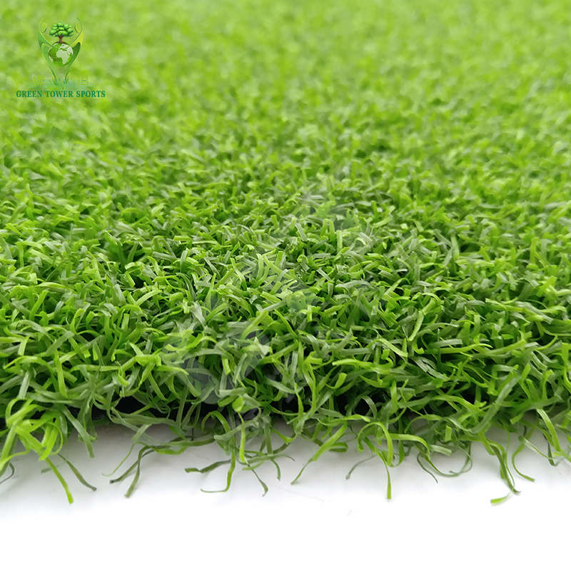 门球场造仿真草坪高尔夫球场专用草坪户外人工草坪假草皮双色