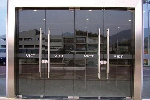 玻璃门价格-想要购买性价比高的西安玻璃门找哪家