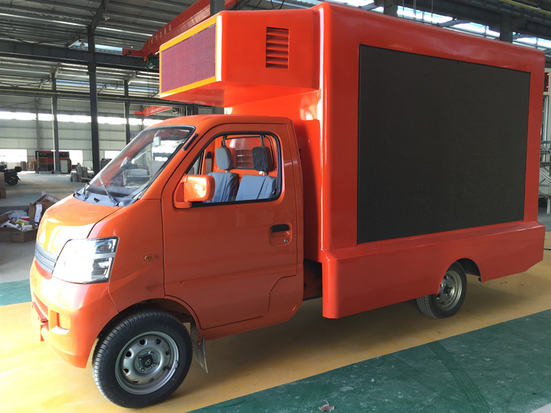 LED广告车,福田LED广告车,江铃LED广告车