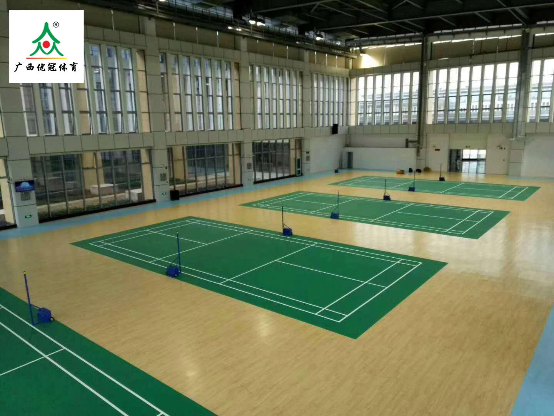 广西PVC地板胶,PVC运动地板的十八个优点