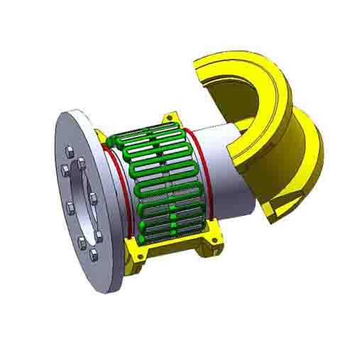 辽宁蛇簧联轴器-质量好的蛇簧联轴器在哪可以买到