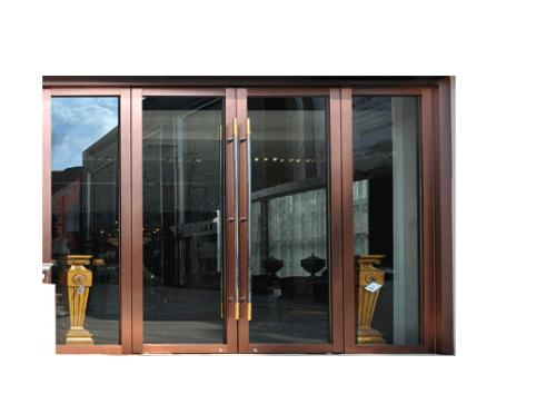 玻璃门厂-鑫华玻璃提供的榆林玻璃门哪里好