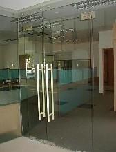 玻璃门价格_西安不错的榆林玻璃门