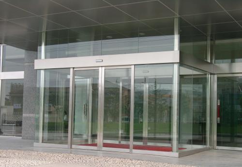 铜川玻璃电动门