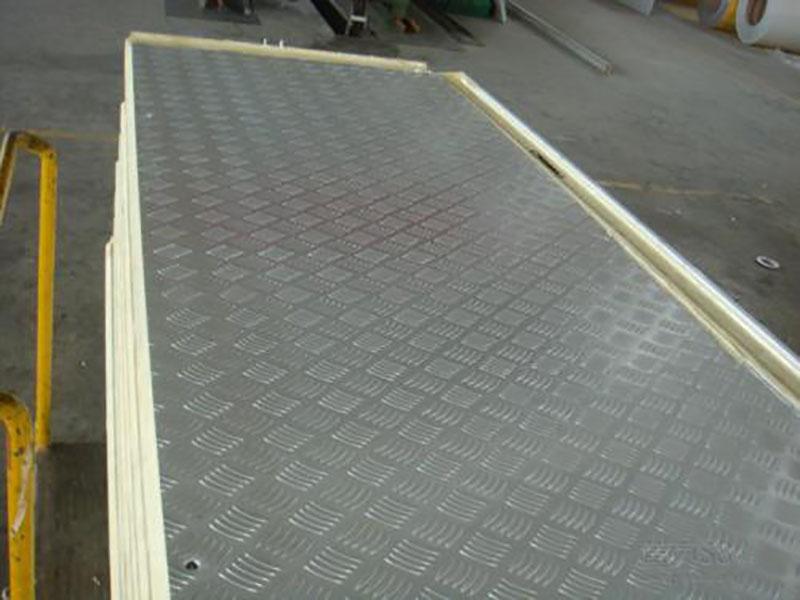 浙江防滑铝板厂家_想买防滑铝板上雪峰制冷